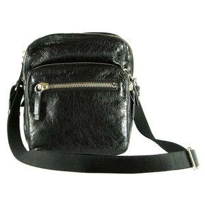 Valentino Crossbody Travel Bag - Black